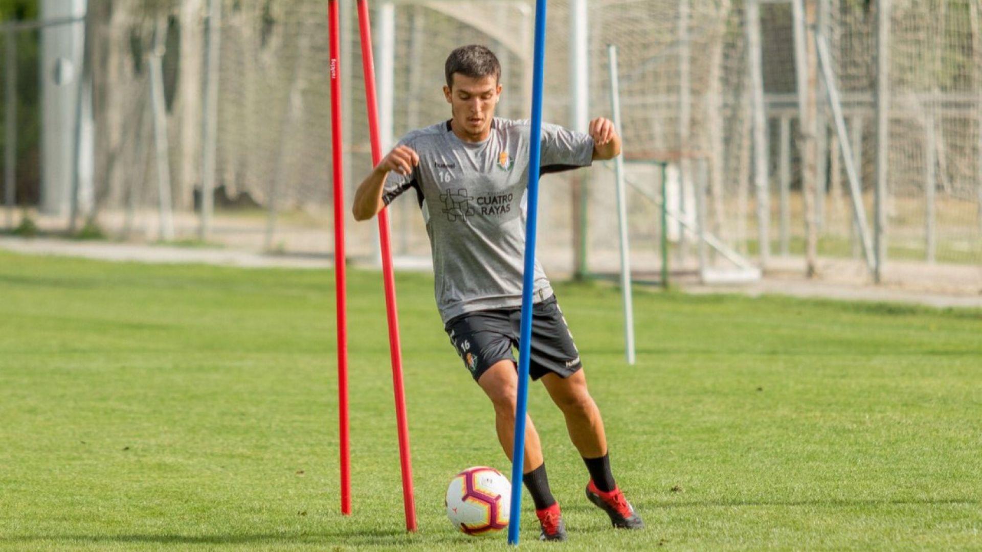 Левски с интерес към испанец от отбора на Роналдо