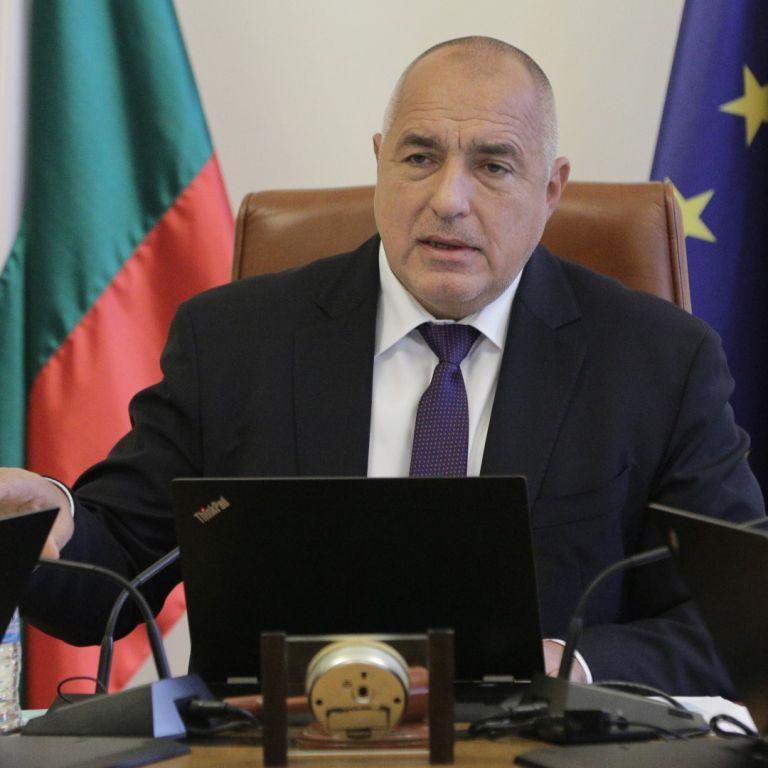 Бойко Борисов, премиер
