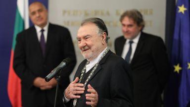 """Актьорът Васил Михайлов беше отличен с държавната награда """"Св. Паисий Хилендарски"""""""