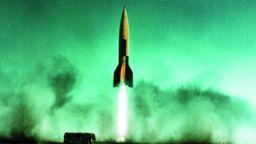 """Първата балистична ракета излита """"на водка"""""""