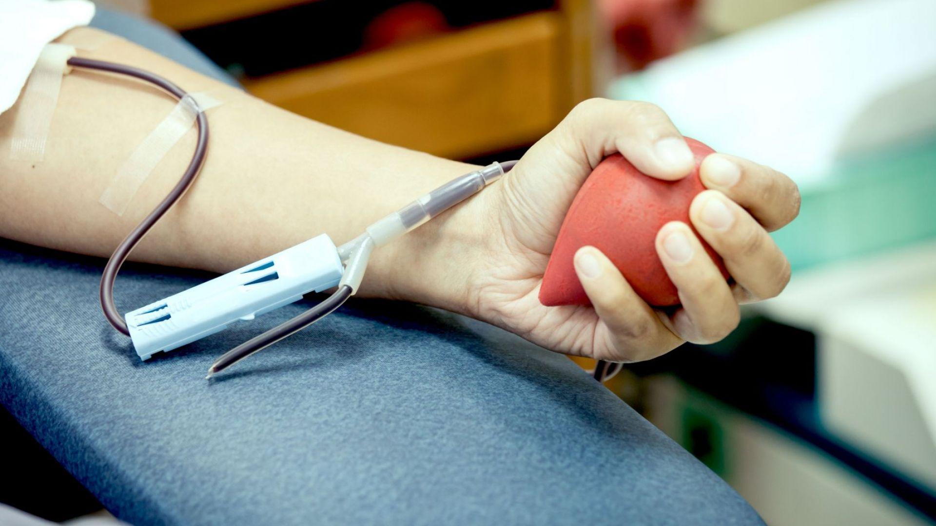 Зов за помощ: Родилка се нуждае спешно от кръв