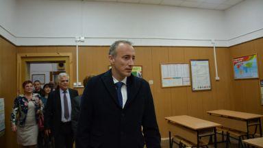 На мястото на уволнения ректор за плагиатство назначиха временно изпълняващ