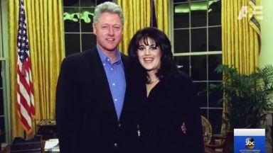 Екранизират историята на Бил Клинтън и Моника Люински (снимки)