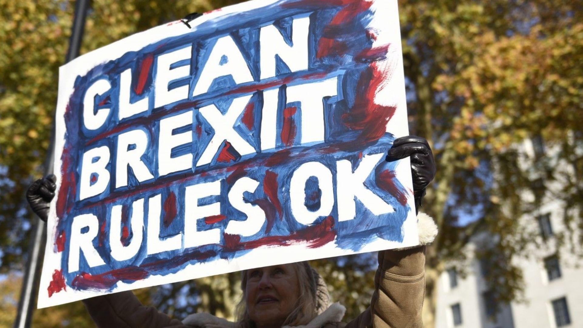 Тереза Мей призна, че нов референдум може да спре Брекзит