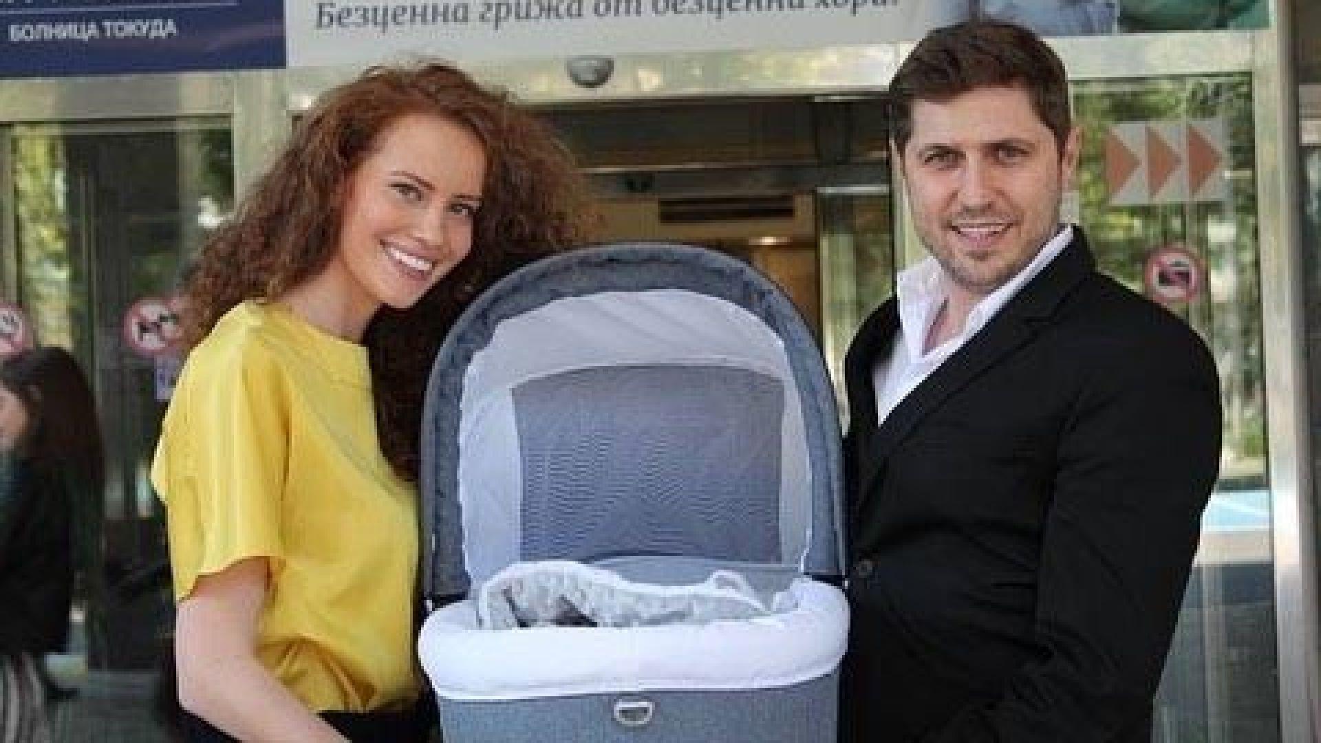 Гери Малкоданска разказа за преждевременното раждане
