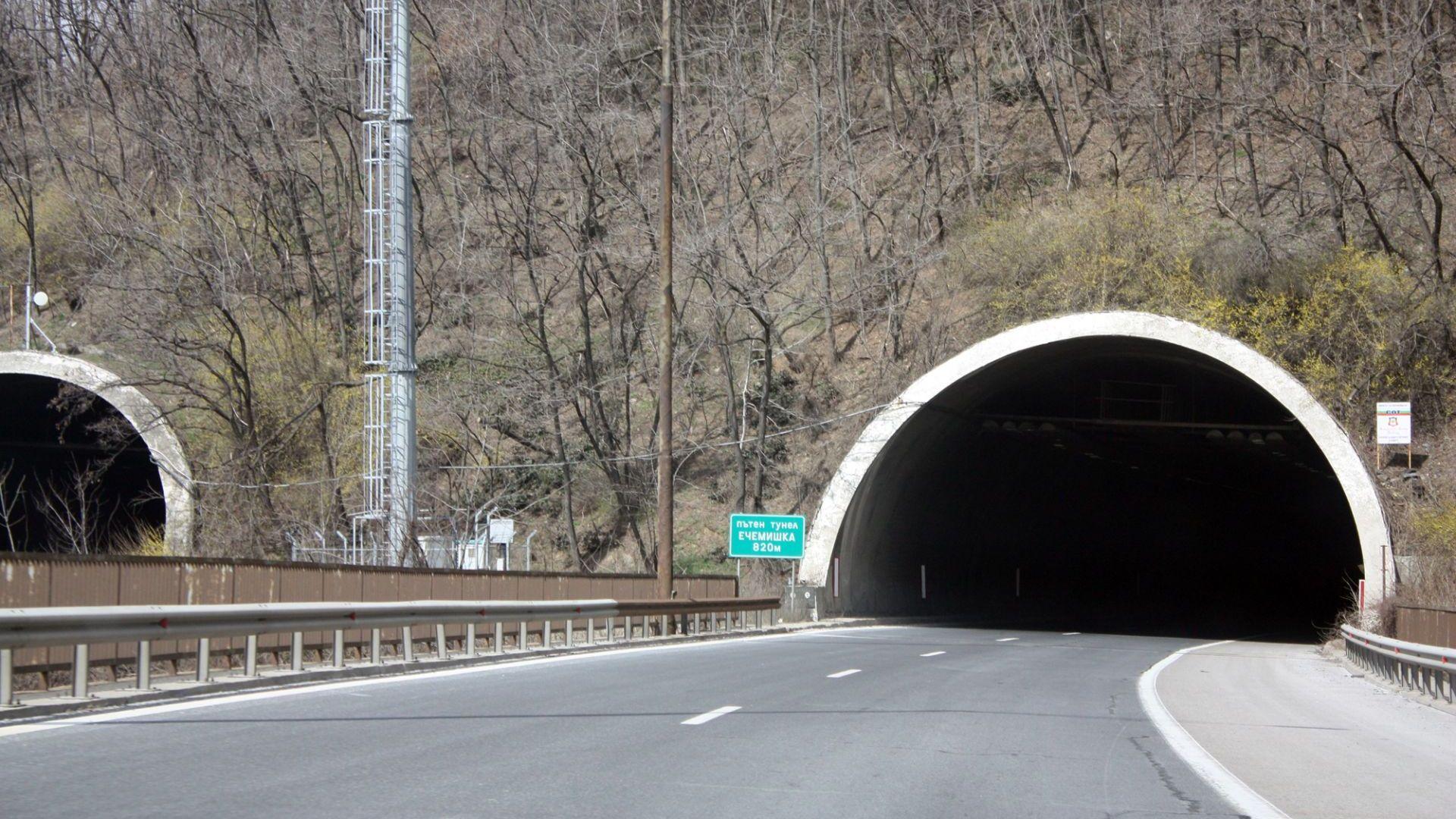 55-60% от пътищата включени в тол таксата