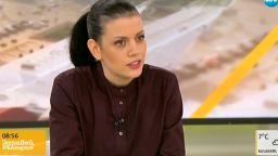 Ралица Паскалева със сигнал до ФБР за съмнителен продуцент