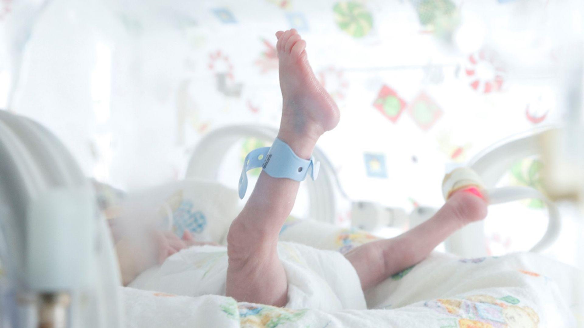Дарение осигурява пелените за недоносените бебета до края на 2019 г.