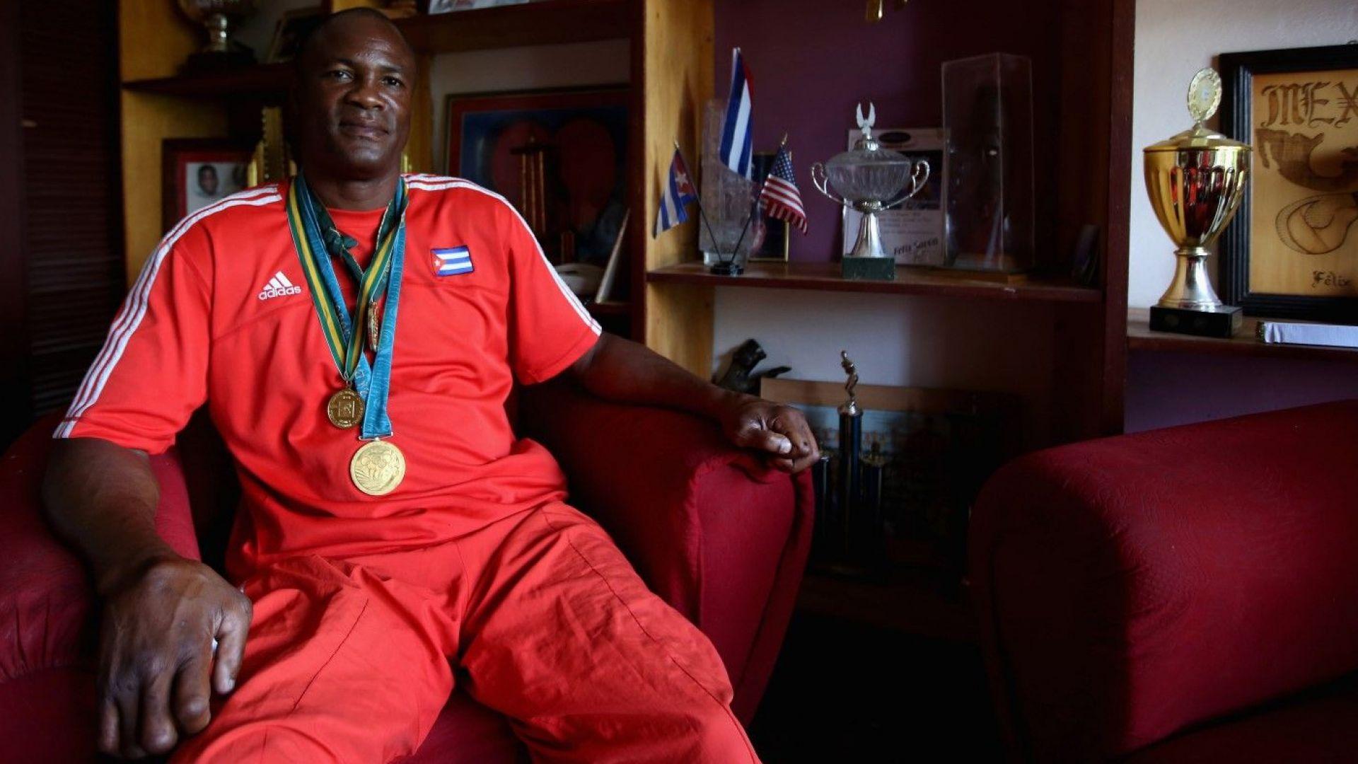 Арестуваха трикратен олимпийски шампион, изнасилил дете