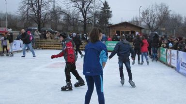 На 20 ноември откриват ледената пързалка в Русе
