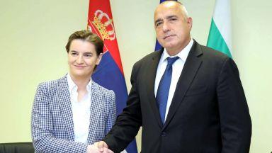 Борисов се срещна с премиерите на Черна гора и на Сърбия