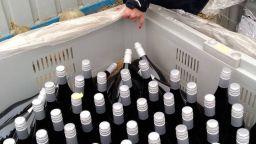 Митничари изеха 30 хил. литра вино без акциз