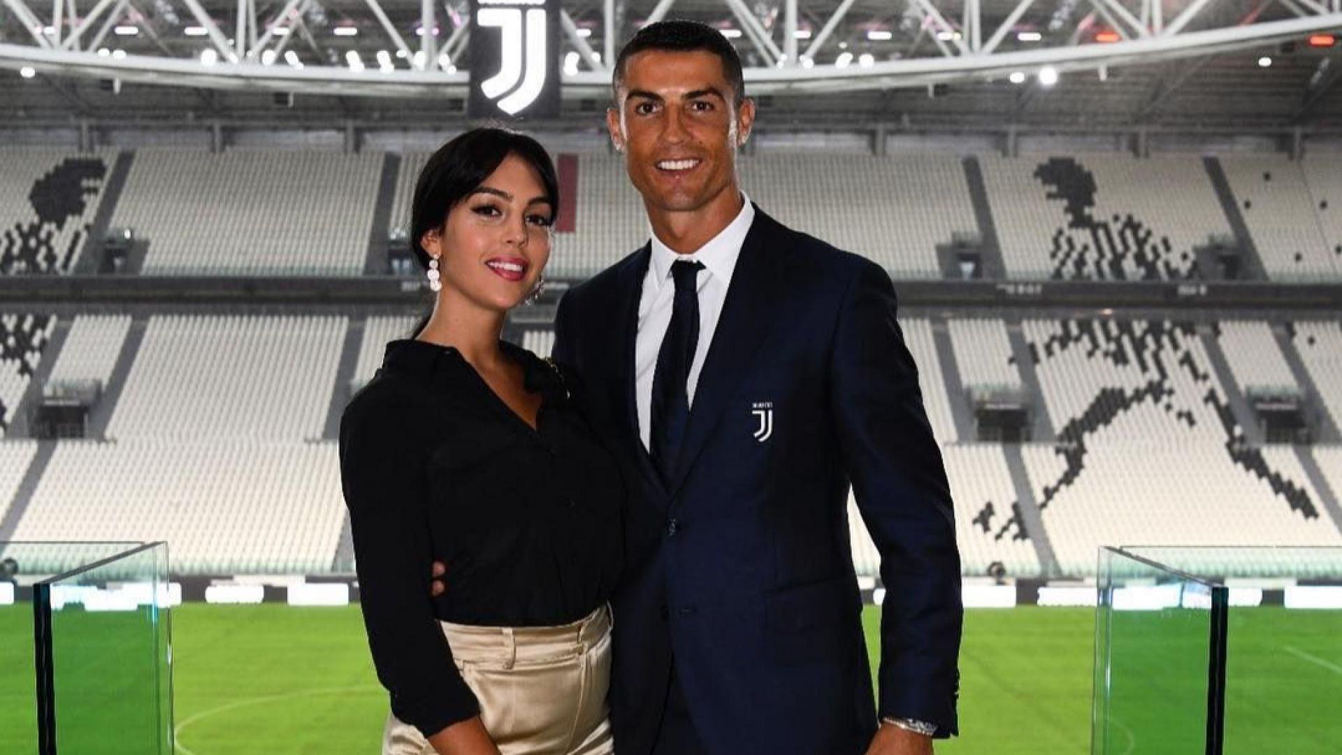 Нови доказателства, че Роналдо и Джорджина са се сгодили