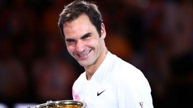 """Покривът, който роди съмненията за """"чадър"""" над Федерер"""