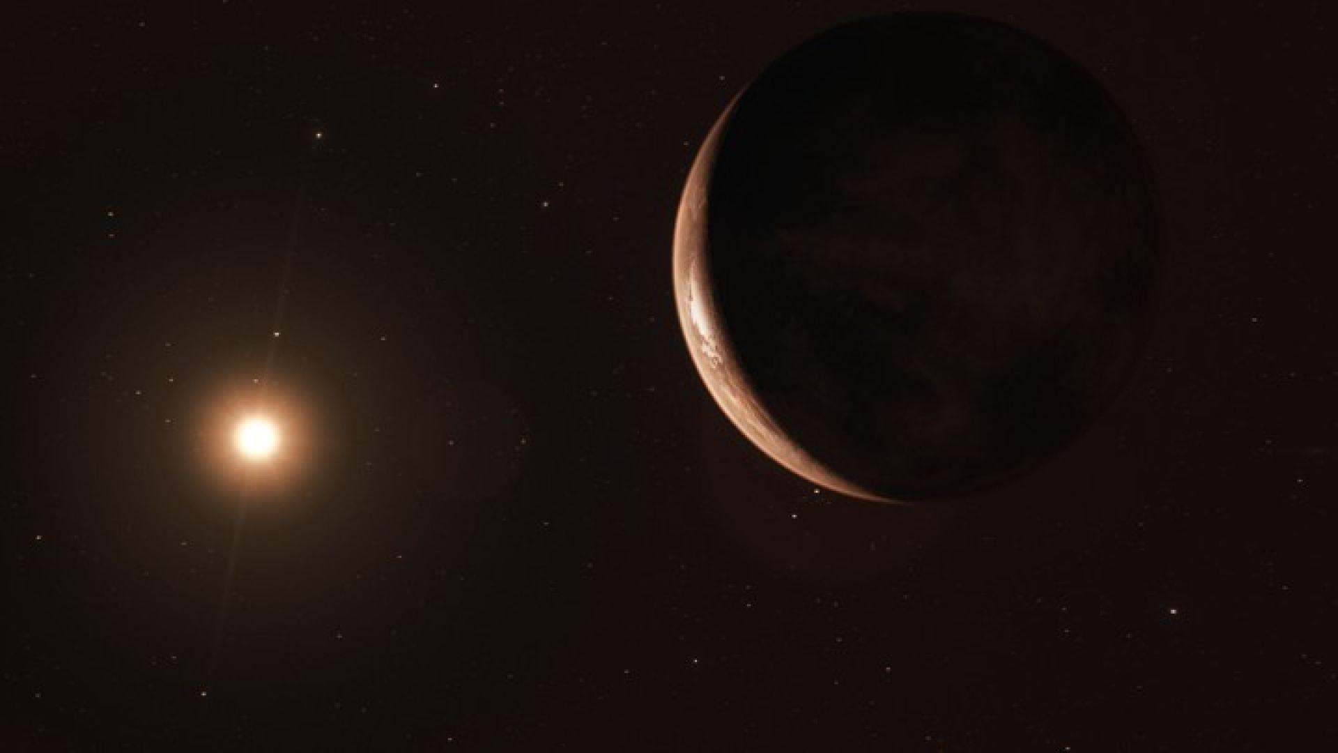 Откриха супер земя в орбита около съседна на Слънцето звезда