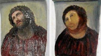 """Най-скандалните """"художествени"""" експерименти с образа на Исус"""
