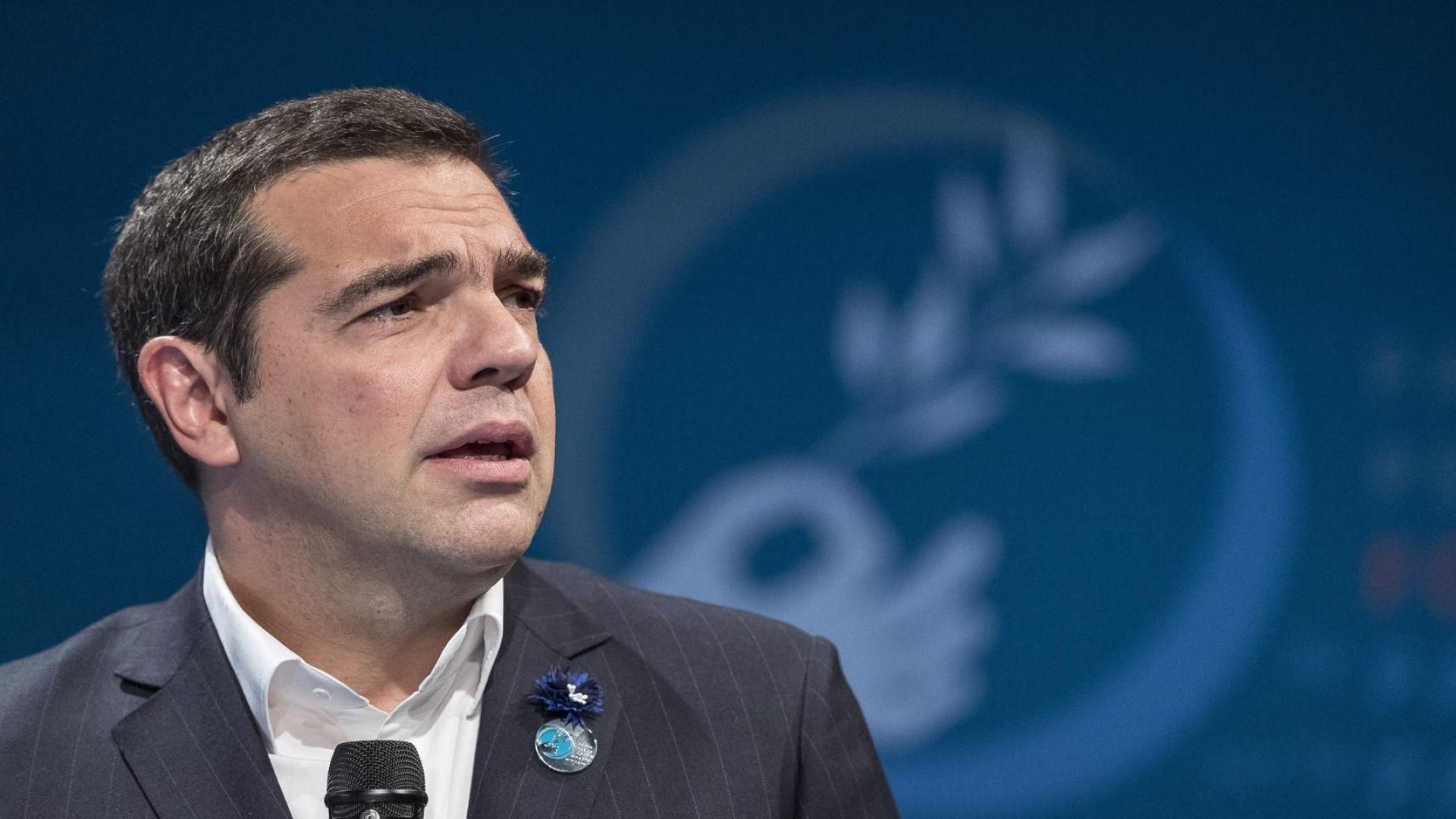 """Гърция влиза в битката за продължението на """"Турски поток"""""""