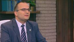 Мартин Димитров: Протестите са само началото