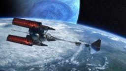 """""""Роскосмос"""" представи проект за космически кораб с ядрен двигател"""