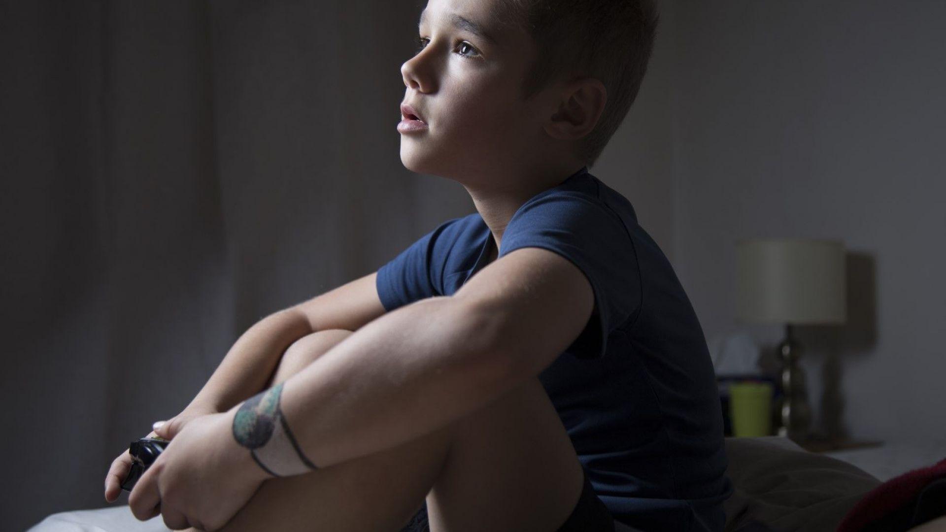 Защо не трябва да има телевизор в детската стая