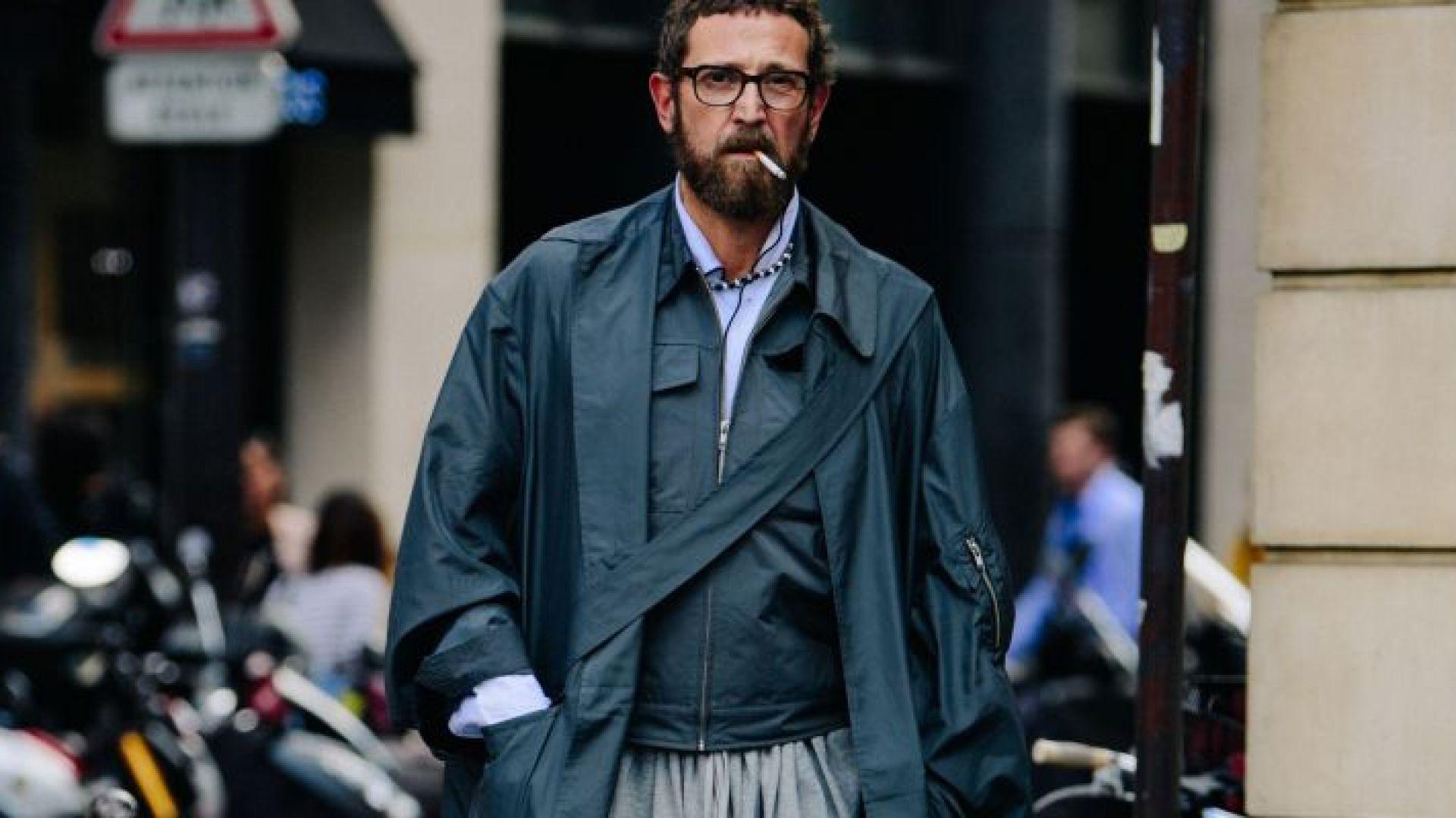 Стефано Пилати се връща на мода