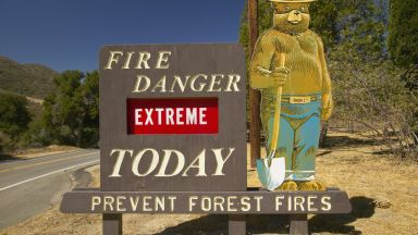 Сезонът на пожарите в Калифорния - най-лошият в историята