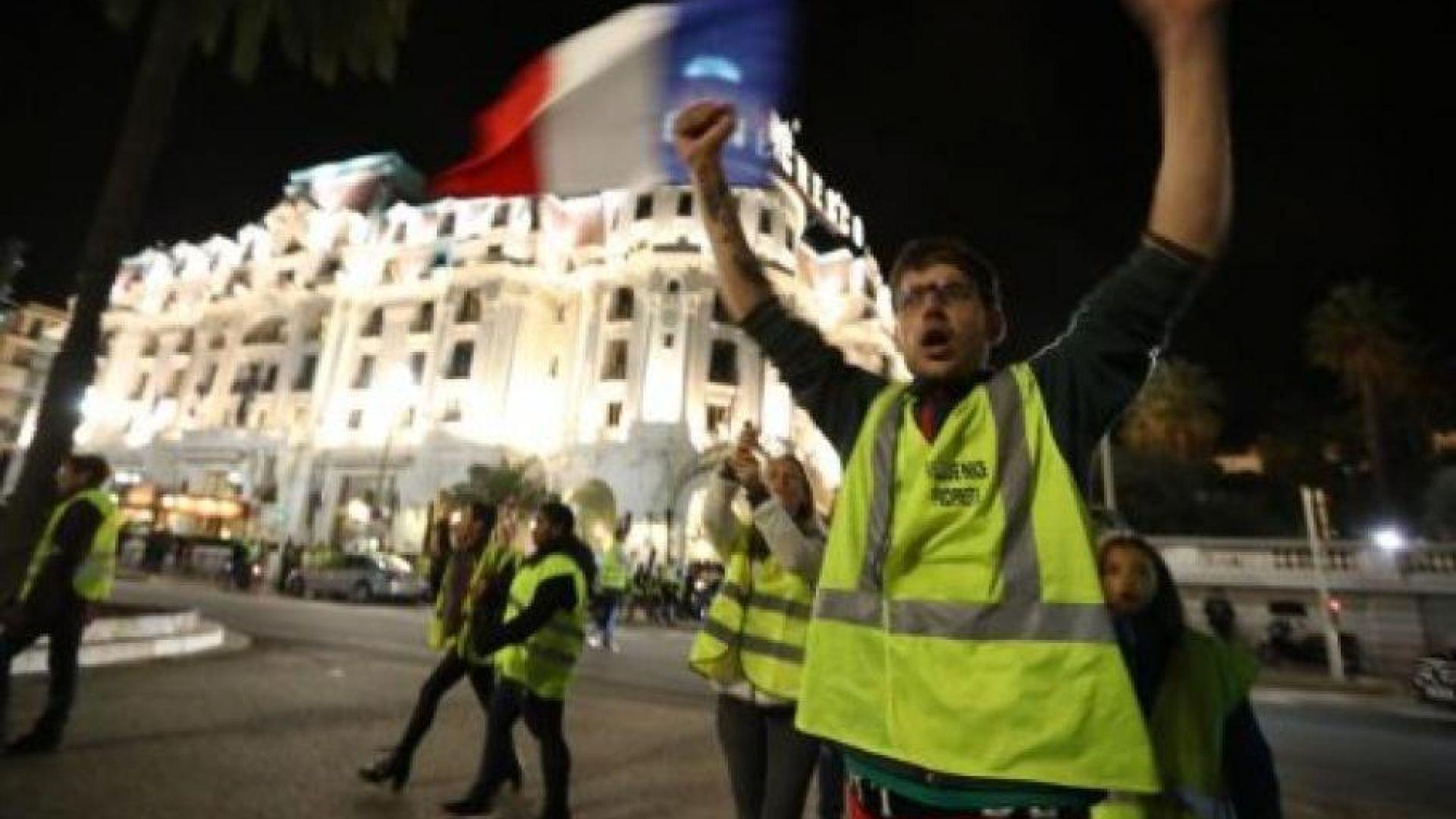 И Белгия обхваната от протести срещу цените на горивата