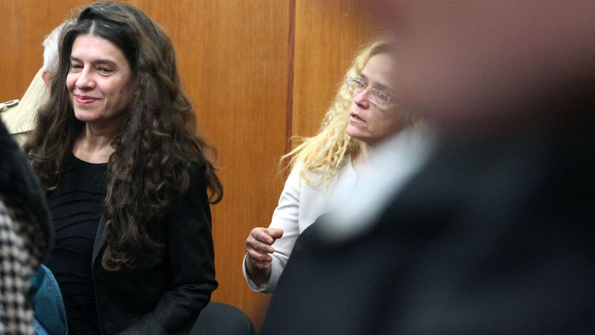 Пуснаха под домашен арест Иванчева и Петрова