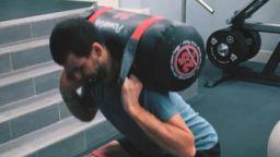 Здрави тренировки за Григор във фитнеса