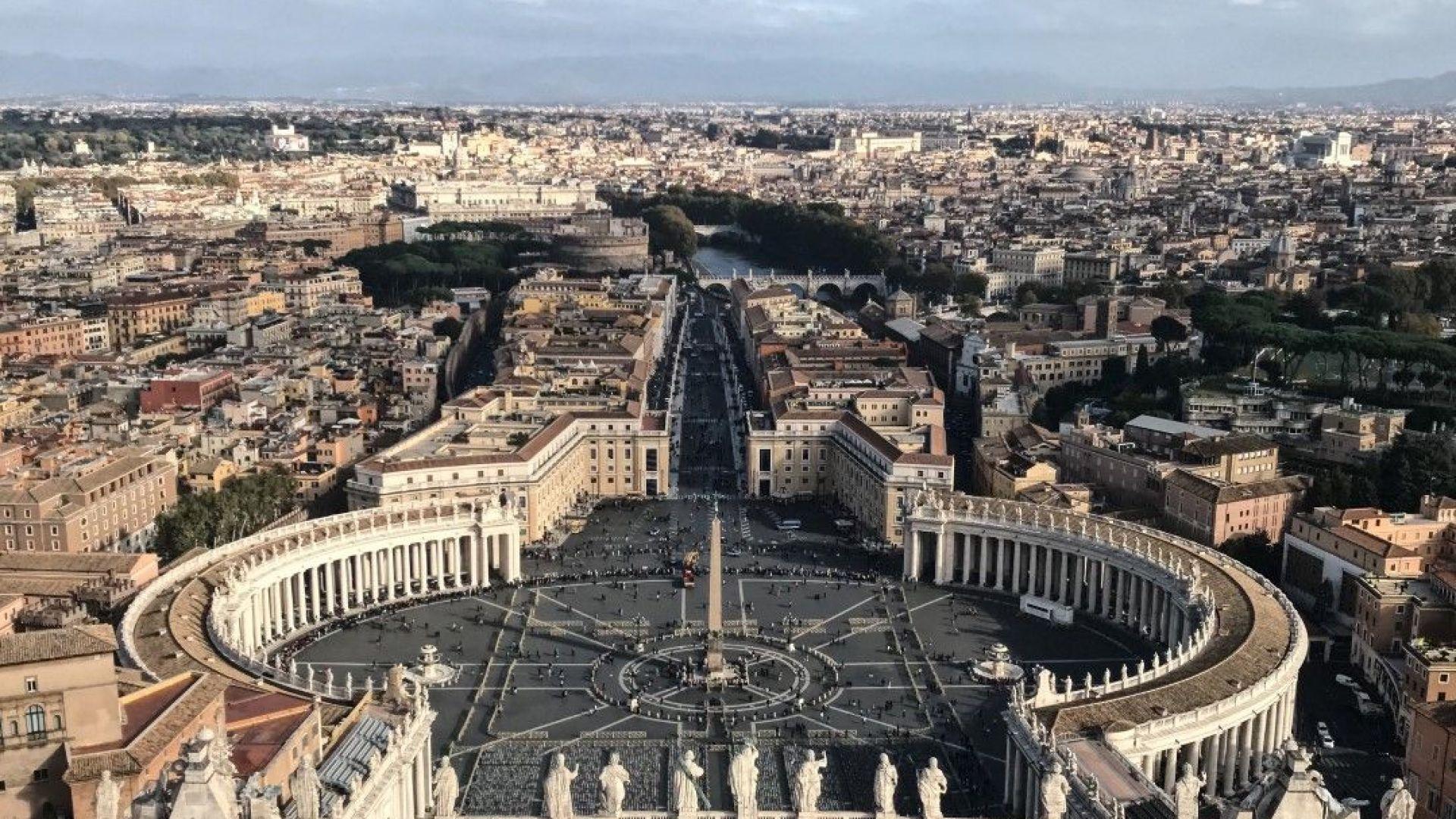 Римска ваканция: Хубави вина, изумителна храна, сгради с история