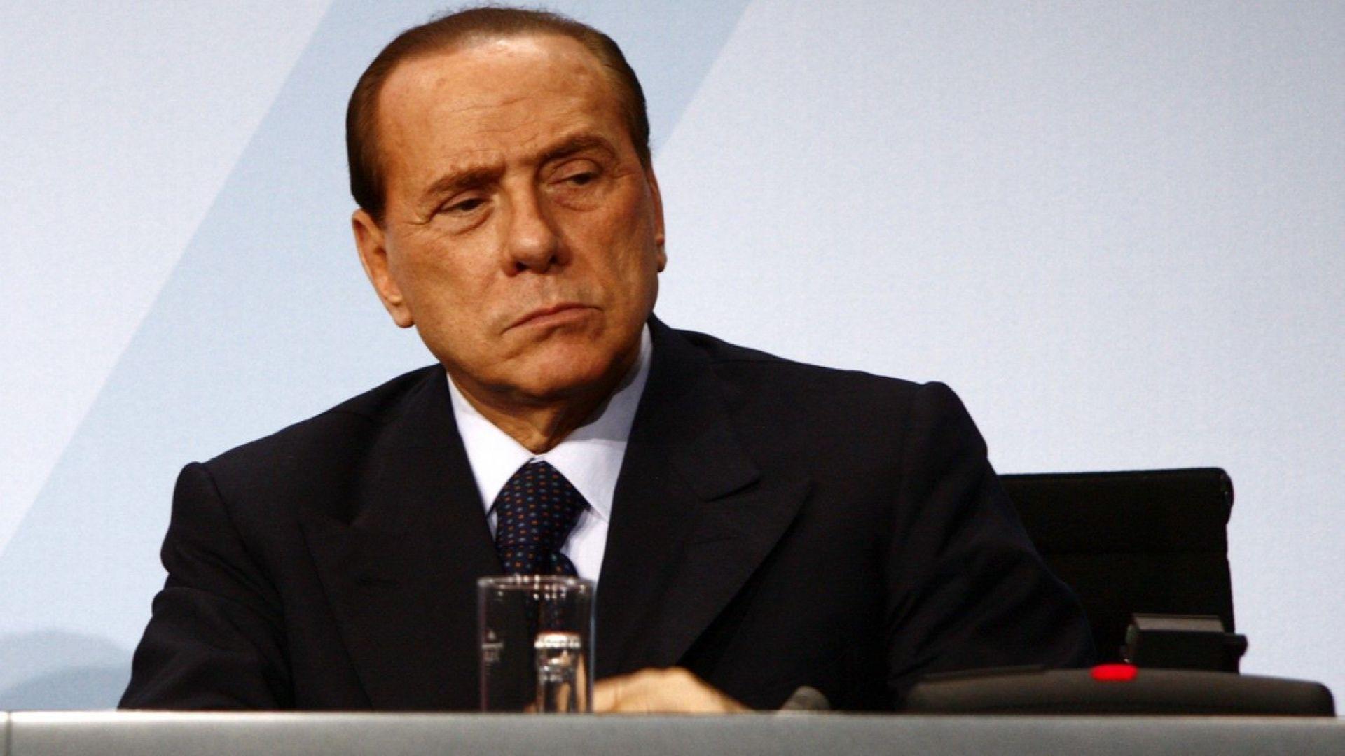 Бос на мафията: Срещах се с Берлускони, докато се укривах от правосъдието