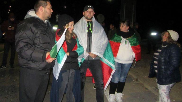 "Протестиращи от Перник затвориха автомагистрала ""Люлин"""