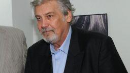 Стефан Данаилов казал от болницата: Като ранен партизанин съм