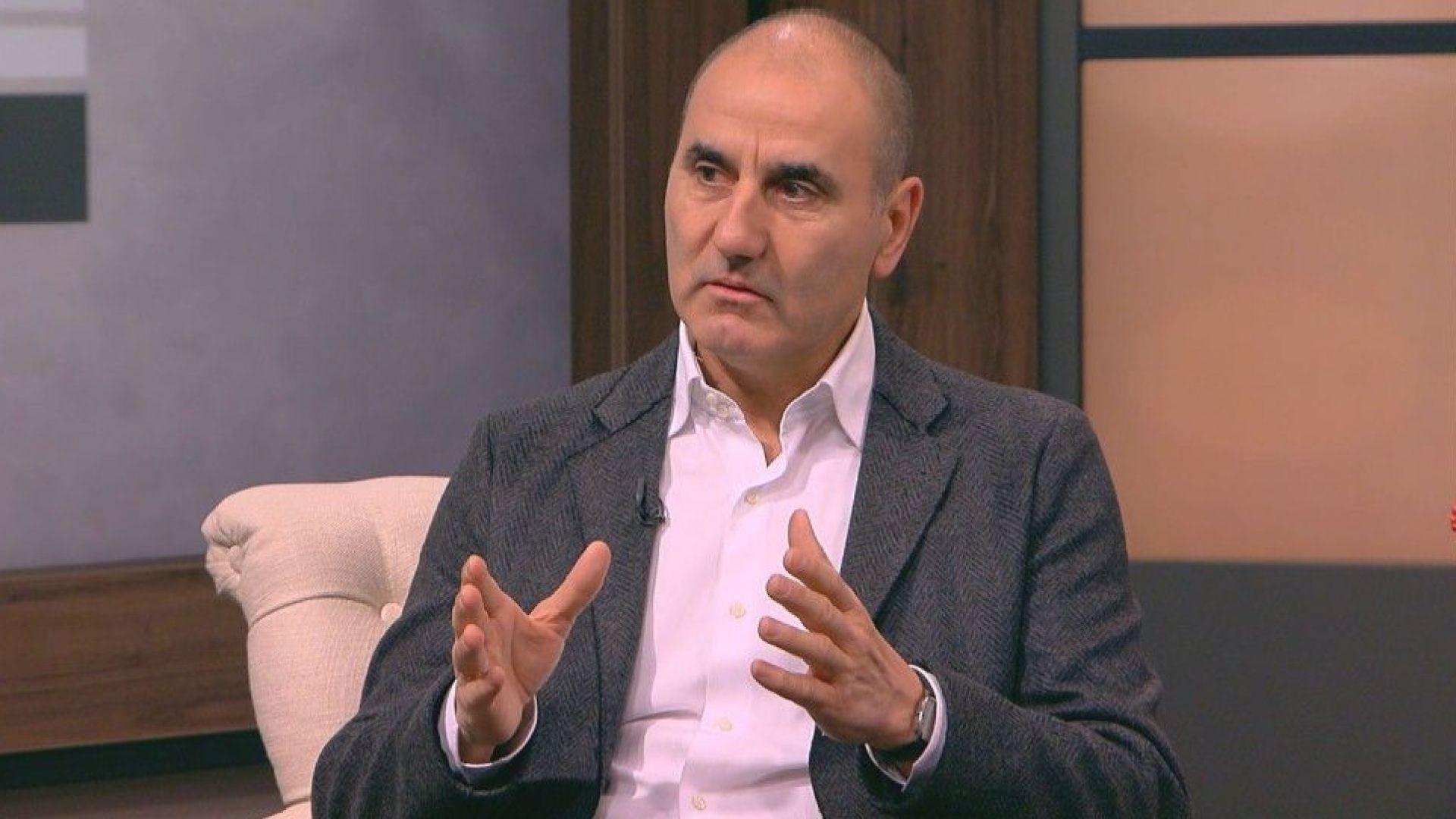 Цветанов: Убеден съм, че Русия ще се намеси в изборите и в България
