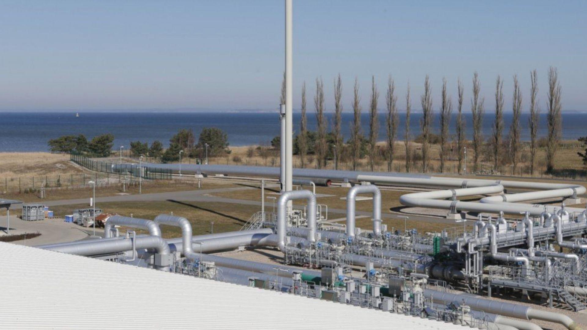 """ЕП призова за спиране на газопровода """"Северен поток 2"""""""