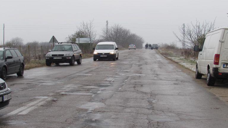Началото на ремонта на пътя Русе - Кубрат, с дължина