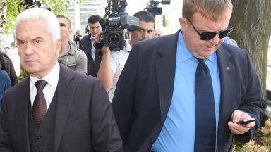 Волен Сидеров поиска оставка и от Красимир Каракачанов