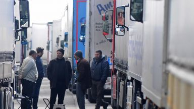 Губим 2.2 милиарда лева заради липса на шофьори на ТИР-ове