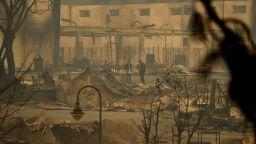 Трагедията в Северна Калифорния: Жертвите на пожара вече са 76