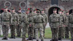 Британската армия се намесва, ако няма сделка с ЕС за Брекзит