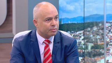 Георги Свиленски: Оставката на Симеонов е закъсняла, цели да спаси властта