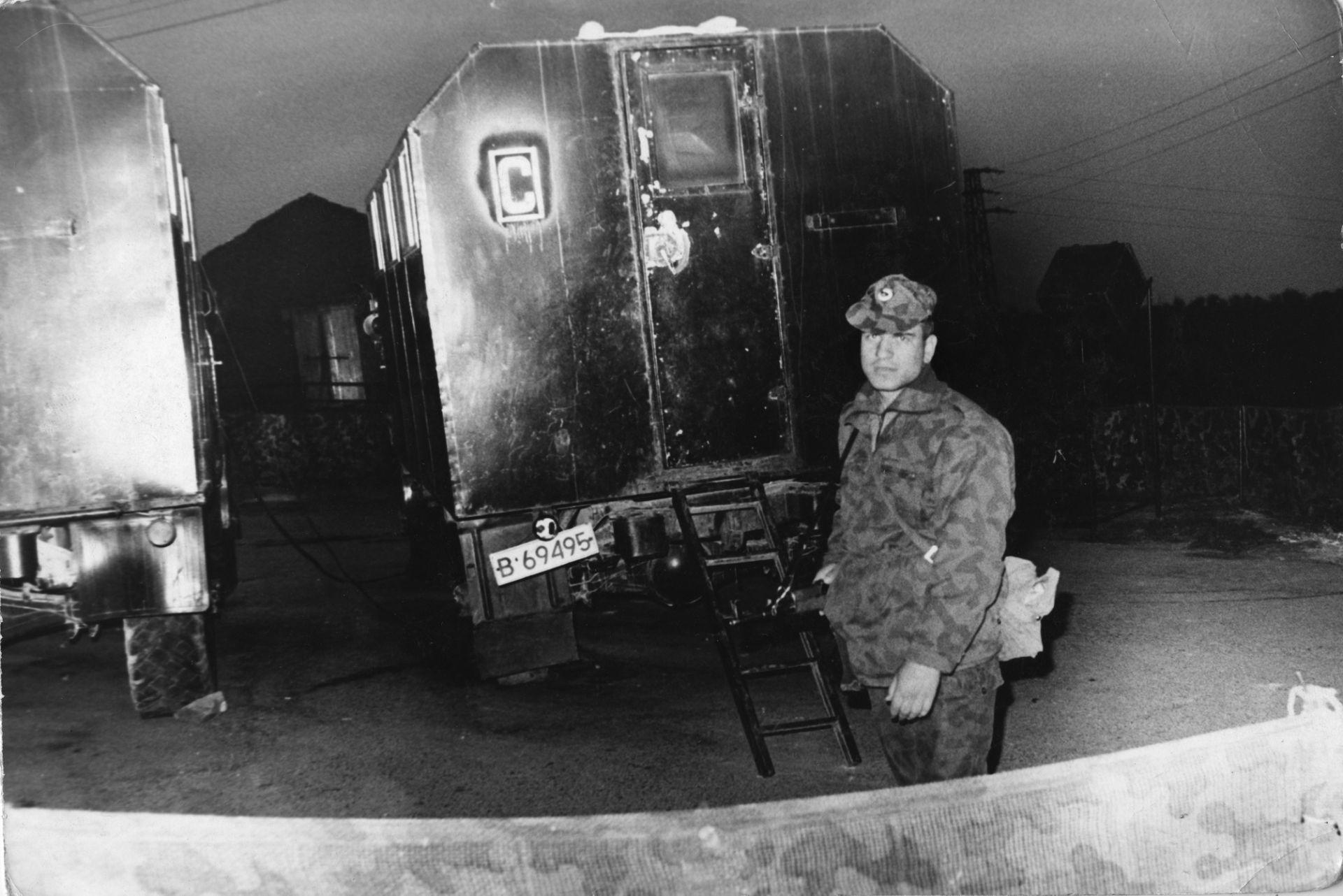 Снимки от строго охранявания обект, в началната фаза на разкопките