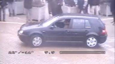 1 г. условно за младежа, дрифтирал край протестиращи пред парламента