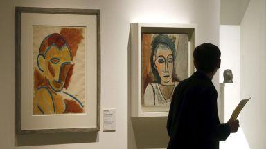 Съдят немски зъболекар, опитал се да продаде фалшиви картини на Пикасо