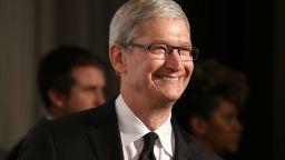 """Тим Кук от """"Епъл"""": Глобалната система за корпоративен данък трябва да бъде преработена"""