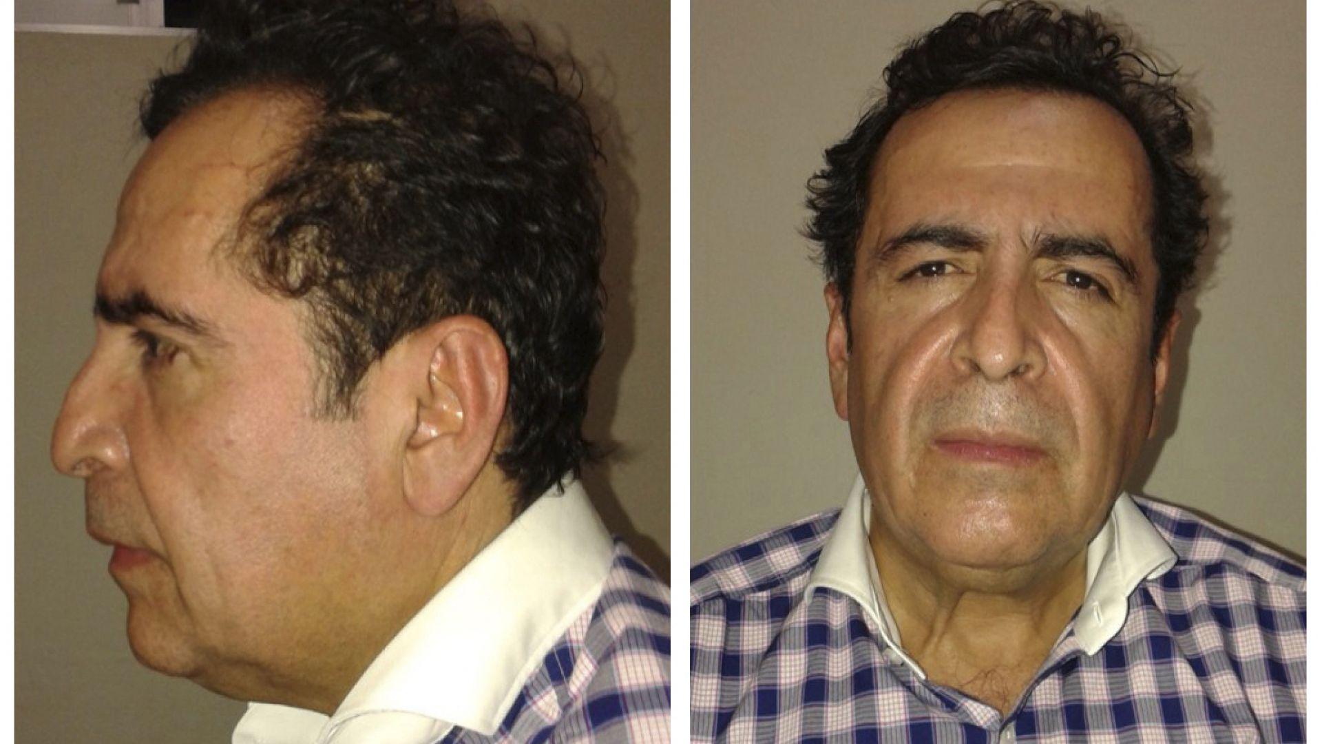Мексиканският наркобарон Ектор Белтран Лейва, който е в затвора от