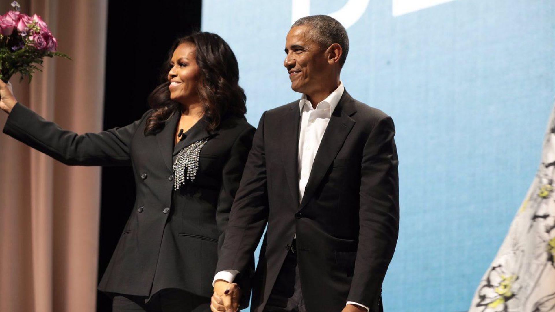 Барак Обама: Знаех, че децата ми от Мишел ще са изключителни