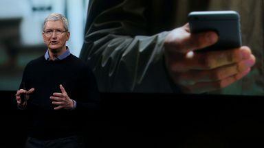 Apple патентова мобилно устройство с водородни клетки
