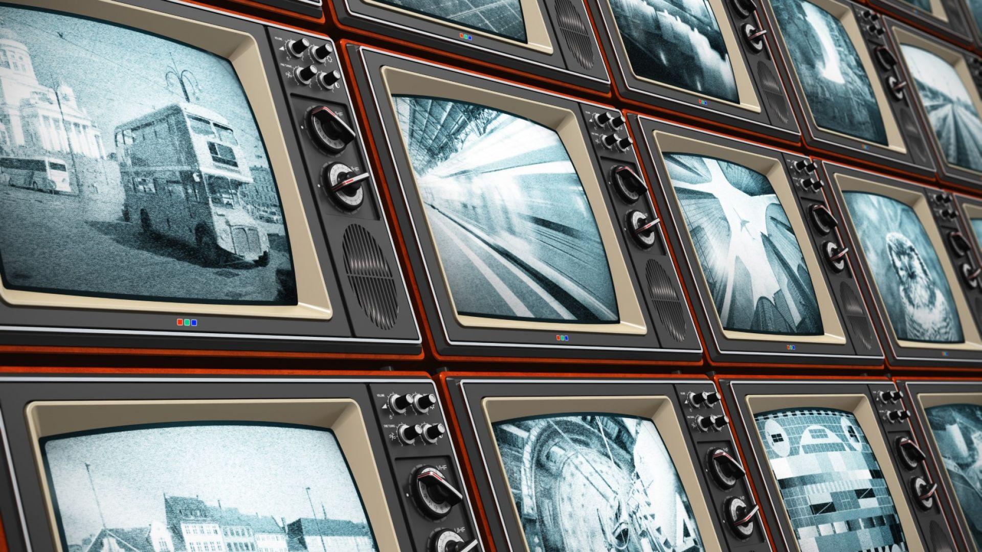 Проучване: Близо 30% от телевизионното разпространение е в сивия сектор