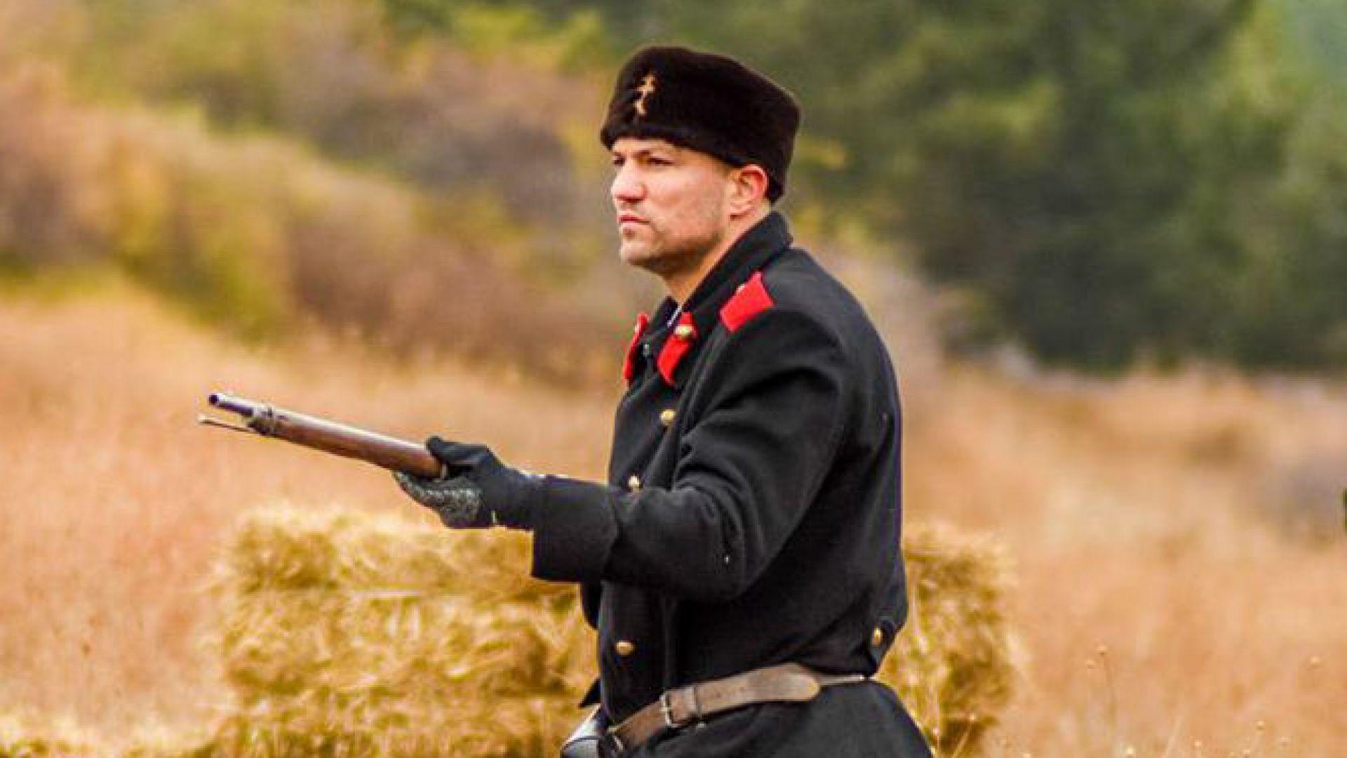 Тервел Пулев смени ринга с бойното поле